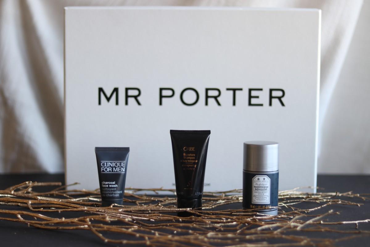 Mr porter grooming kit winter 2016 twenty first century gent - When does the mr porter sale start ...