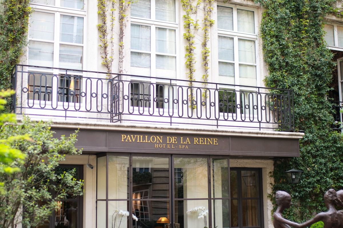 Paris with Small Luxury Hotels