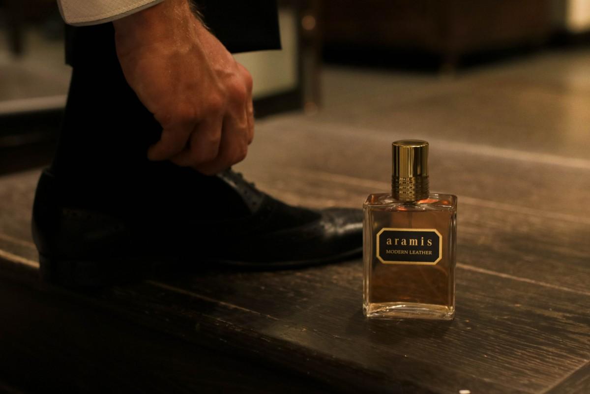 Aramis Modern Leather