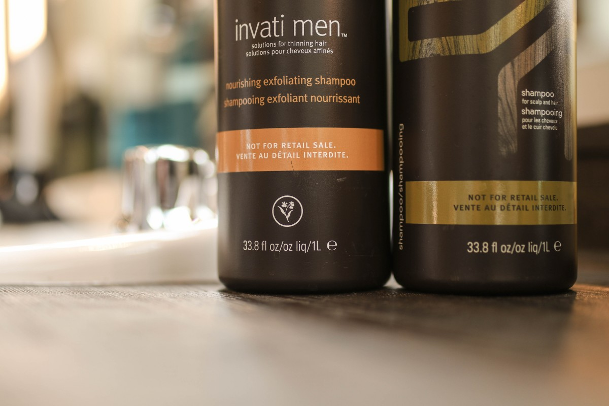 Aveda for Men Institute