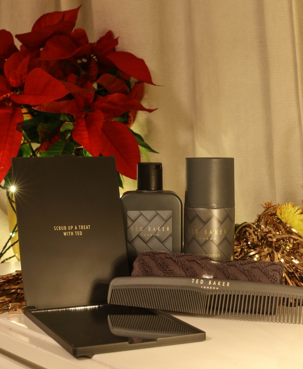 Ted Baker Grooming Gift Set Boots