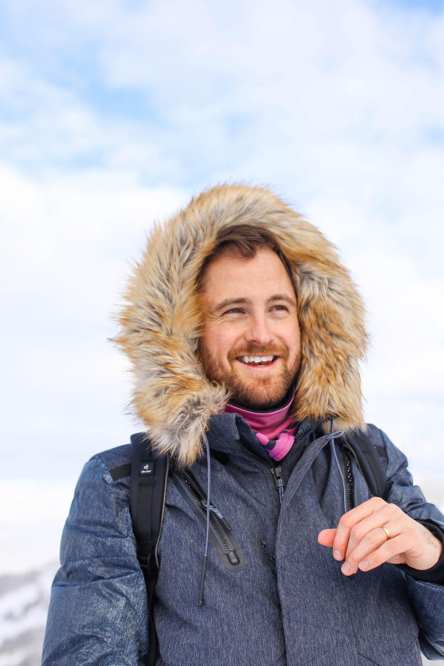 Mens Diesel Ski Jacket Morzine