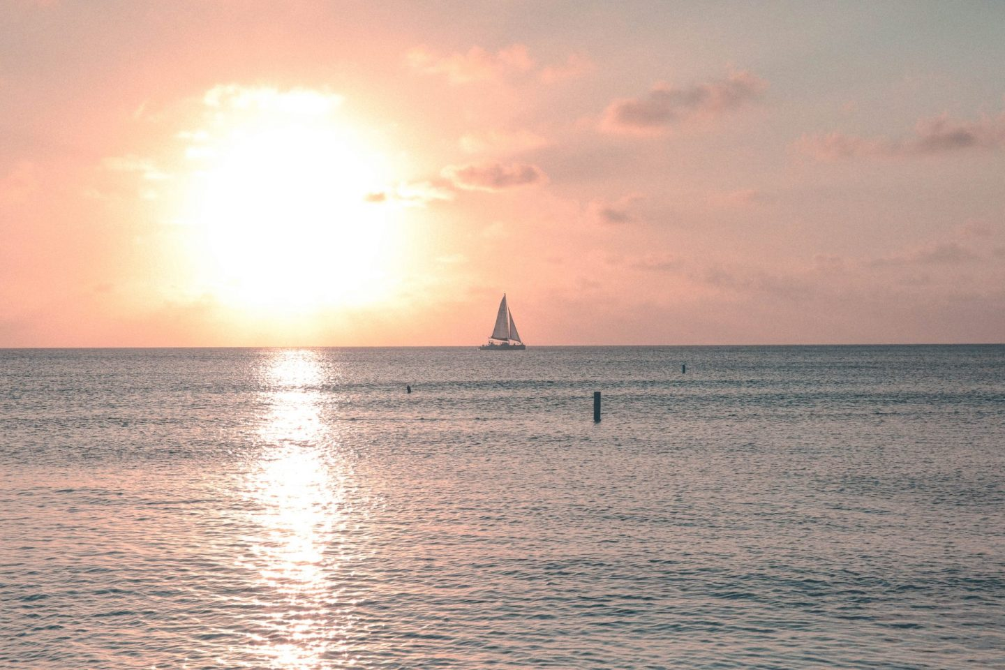 Cayman Islands Sunset