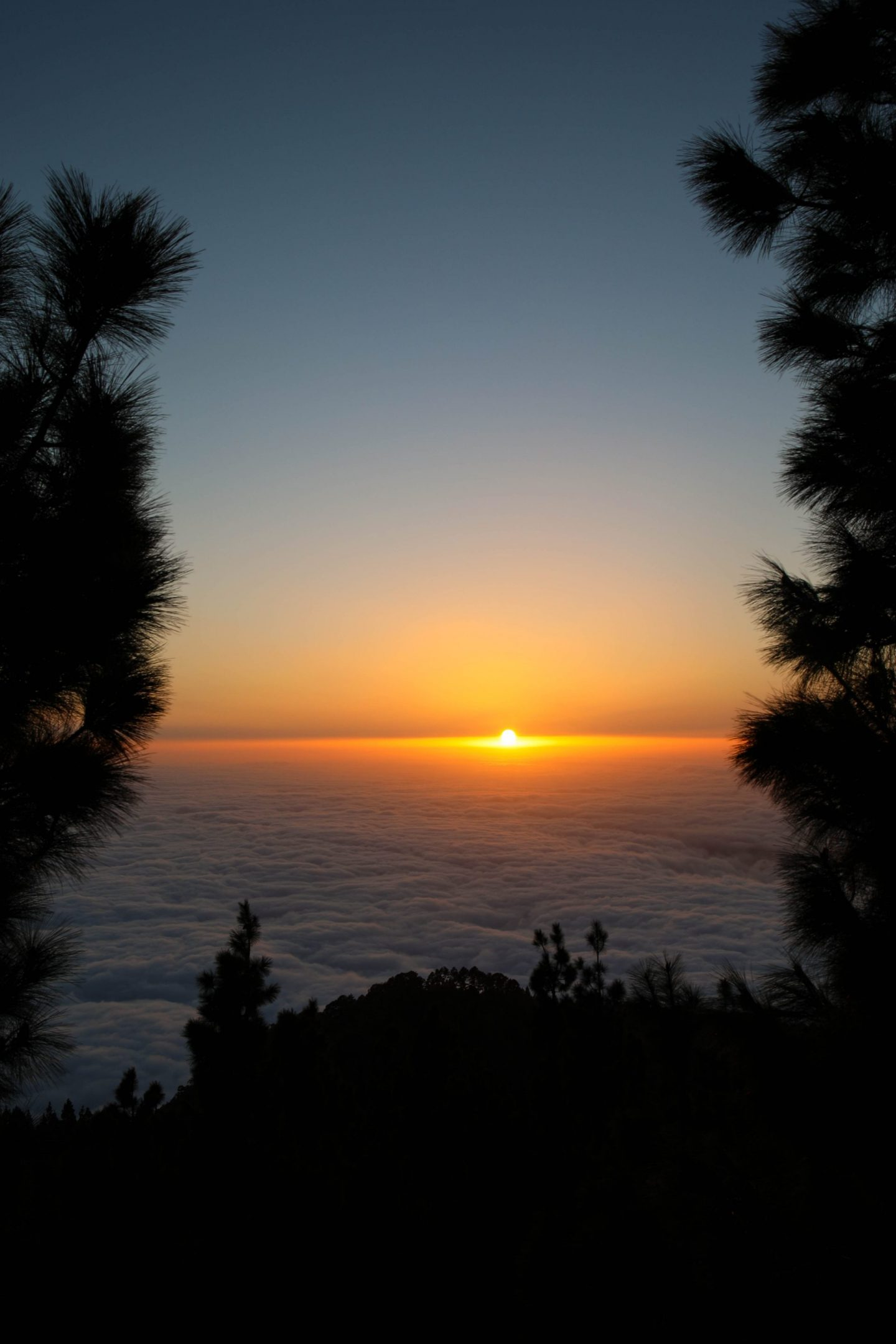 Teide National Park Tenerife Sunset