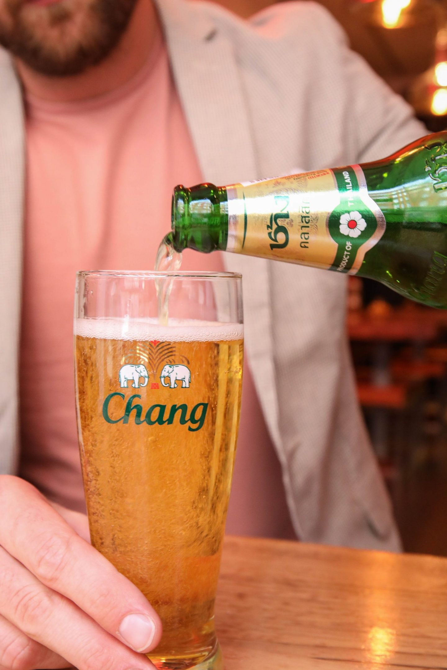Chang Beer Sensory Trails