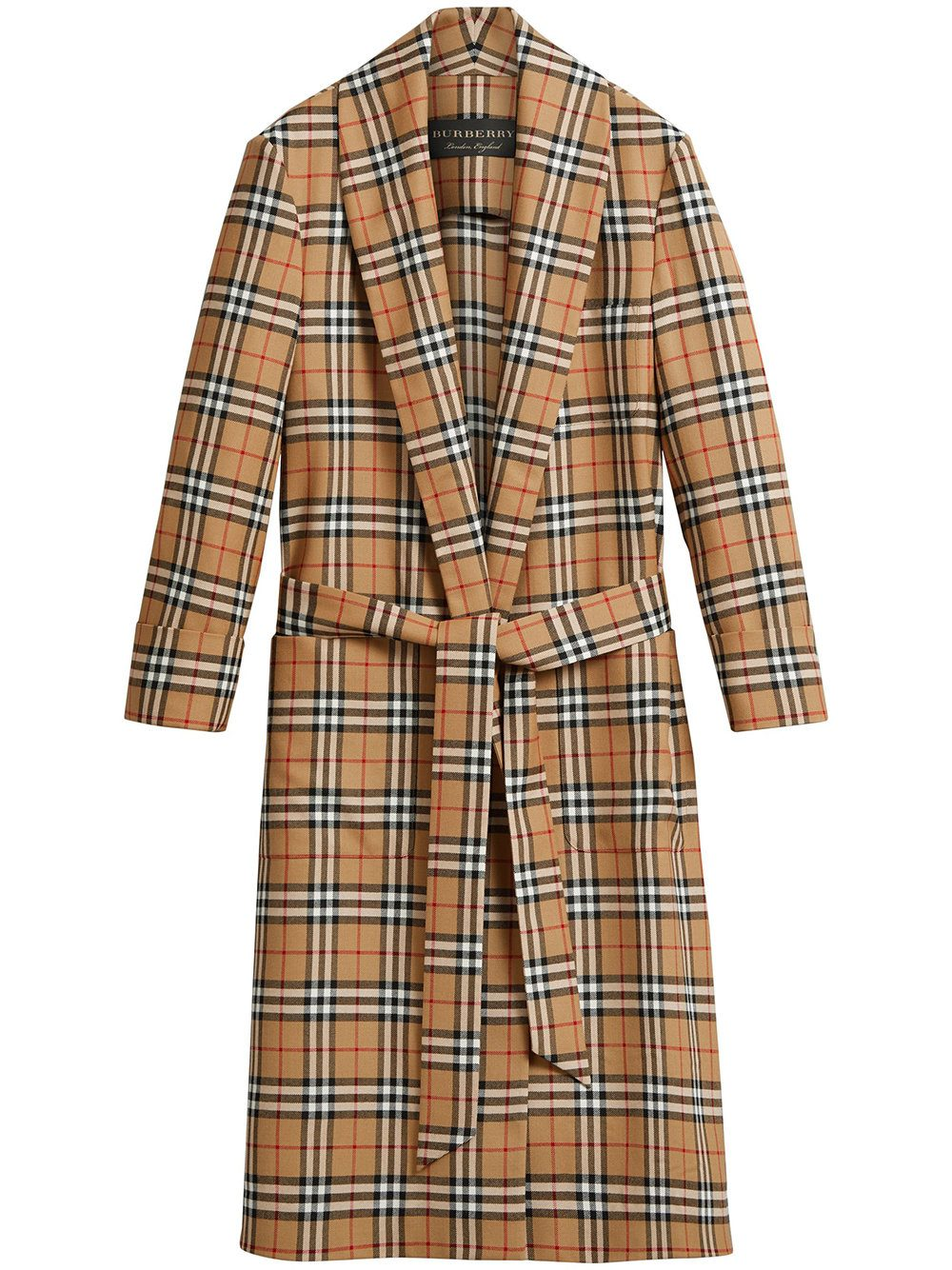 Farfetch Summer Sale Burberry Vintage Dressing Gown