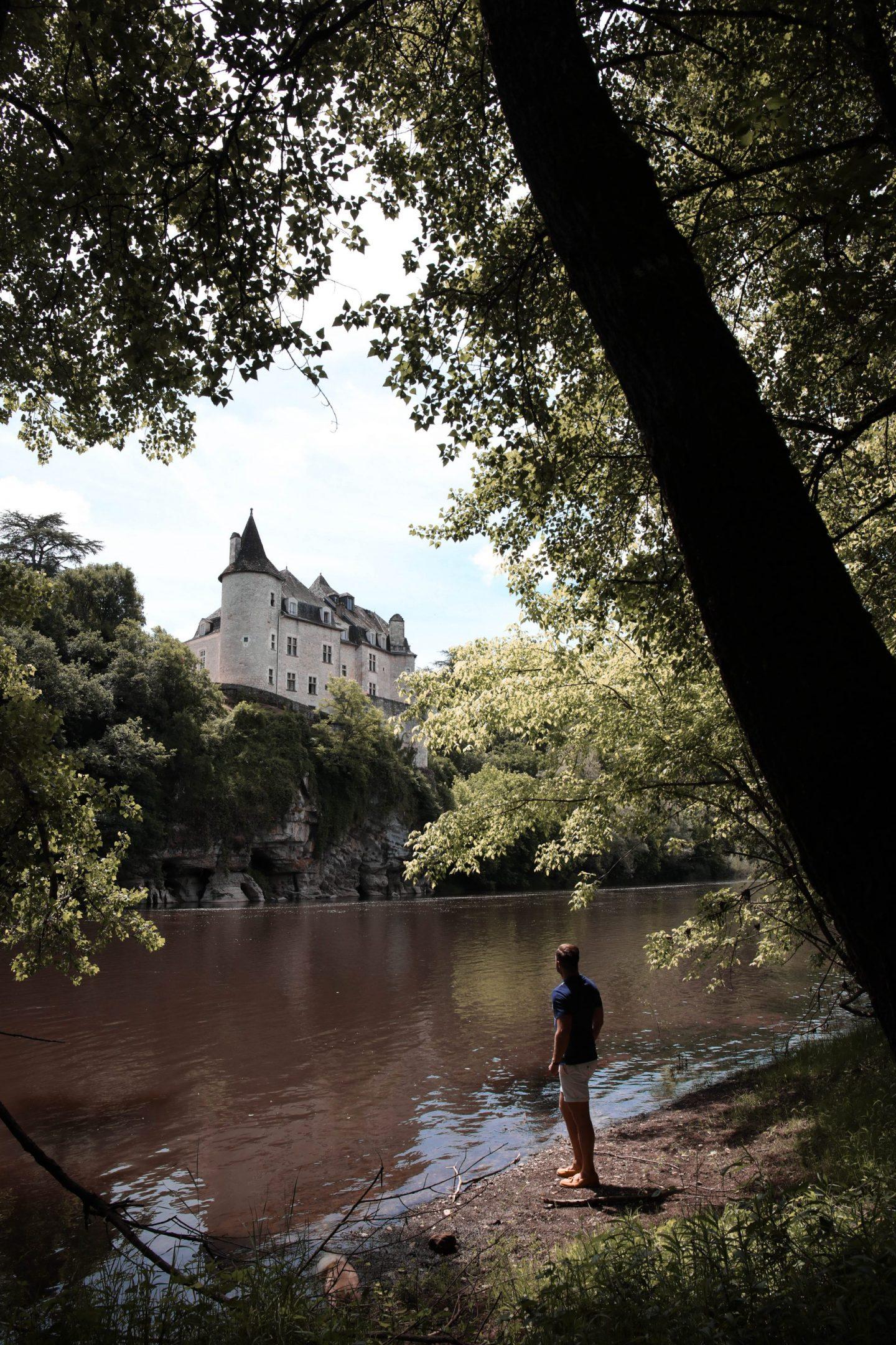 Chateau de la Treyne Souillard France