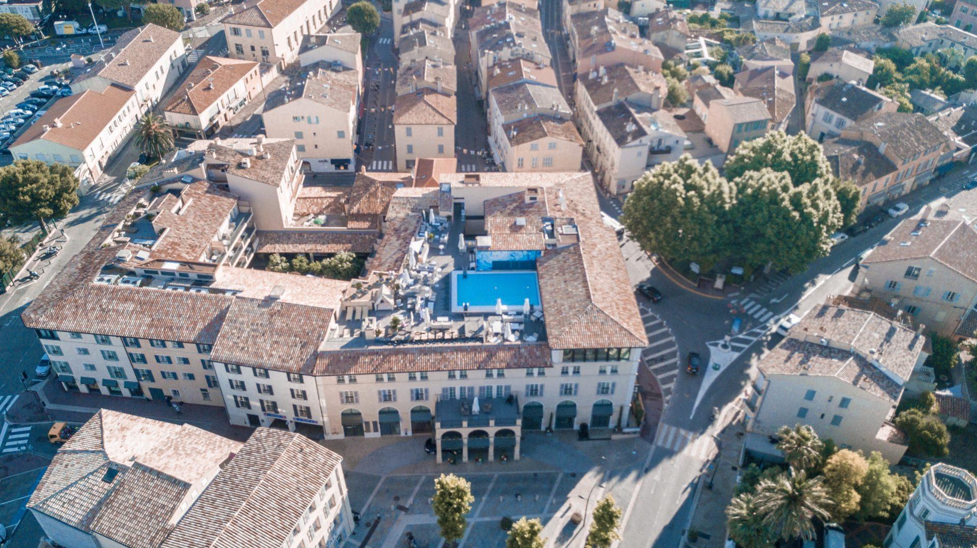 Hotel De Paris St Tropez   The Preferred Life Guide