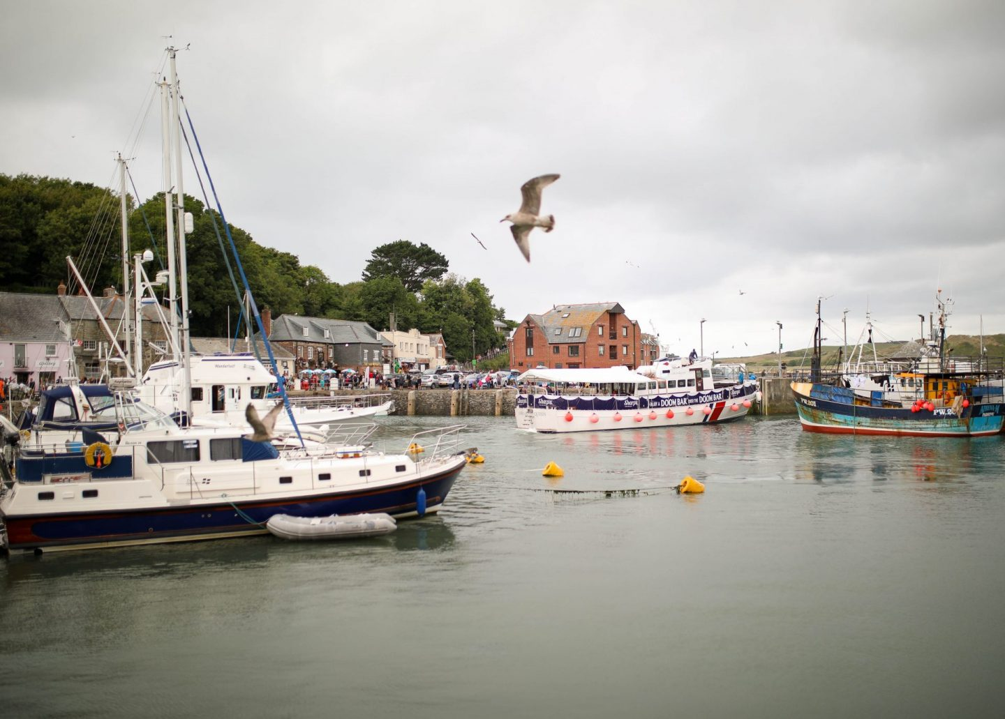 Rick Stein Seafood Restaurant Padstow