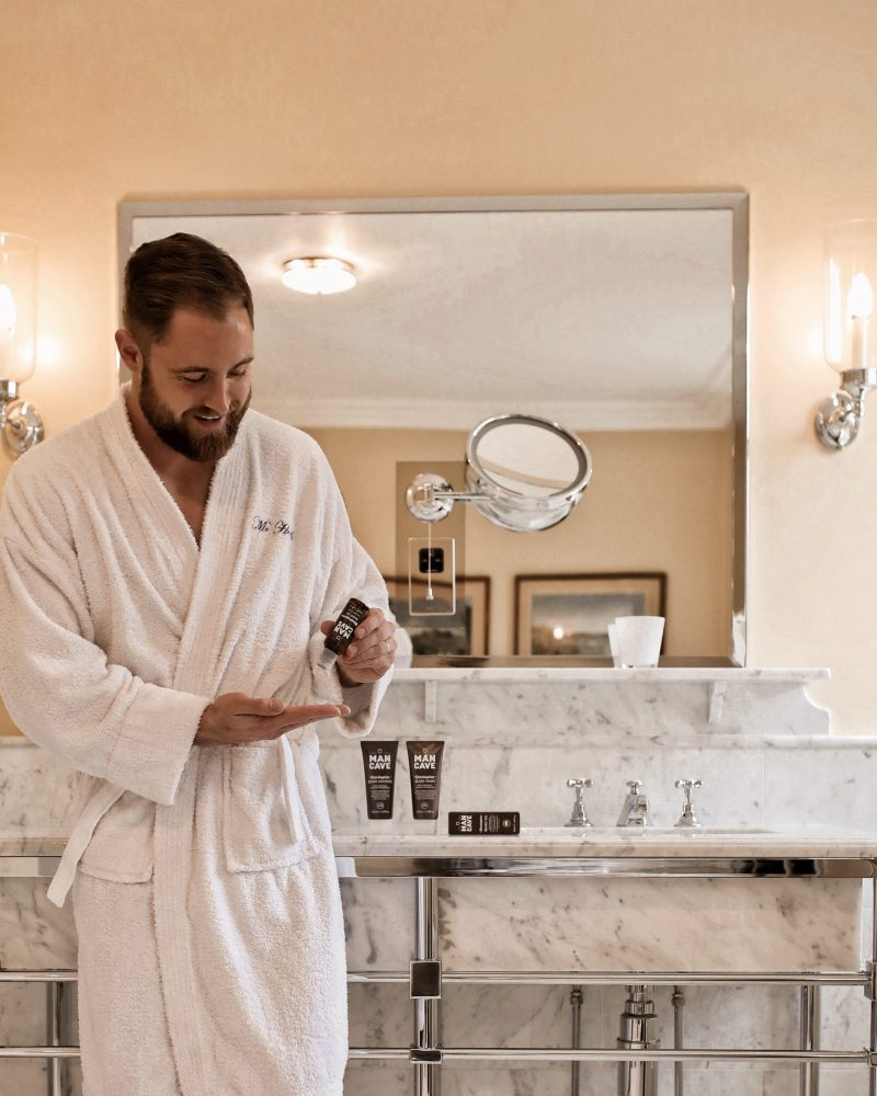 The Perfect Beard Care Routine with ManCave Natural Grooming Gear